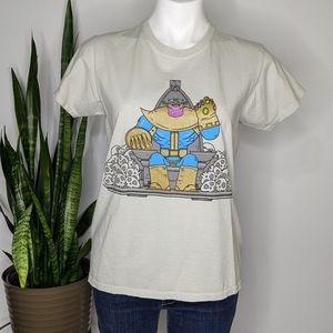 Loot Crate Marvel Thanos t-shirt M